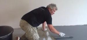 Pimpuwvloer - doe het zelf epoxyvloer