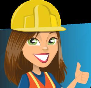De kracht van vrouwen in de bouw.