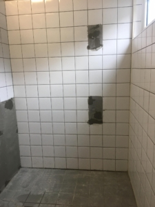 Karel Willems NV renoveert douches met TERREPOX